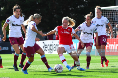 West Ham United Women vs Arsenal Women preview: Gunners looking to avoid potential banana skin