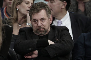 Knicks Owner tests positive for COVID-19