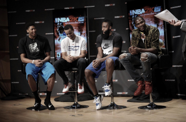 NBA launches '2K' tournament between players