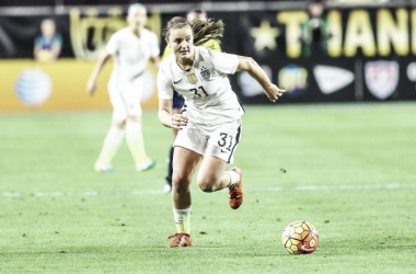 Horan harbours dreams of playing her her country that can only be achieved by a return home. (Equalizer Soccer)