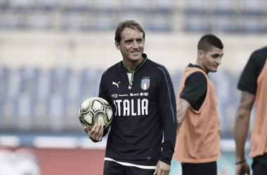 Roberto Mancini convoca 37 jogadores para primeiros jogos da Itália na Nations League