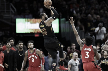 Resumen de la jornada: Boston tumba a los Sixers, LeBron aniquila a Toronto