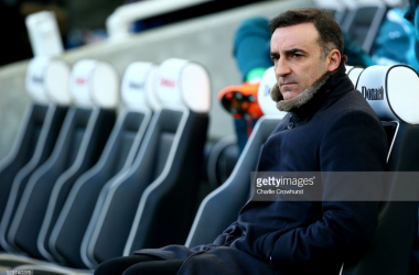 Carvalhal upbeat despite 4-1 loss
