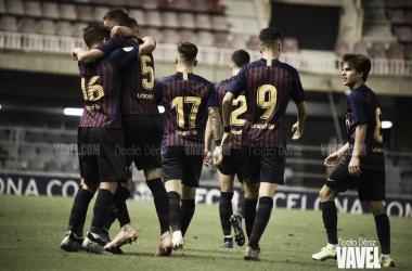 Último partido disputado por el filial | Foto de Noelia Déniz, VAVEL