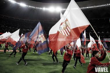 El Fútbol Club Barcelona ya se enfrentó al Sevilla Fútbol Club en la final del año pasado | Foto de Daniel Nieto, VAVEL