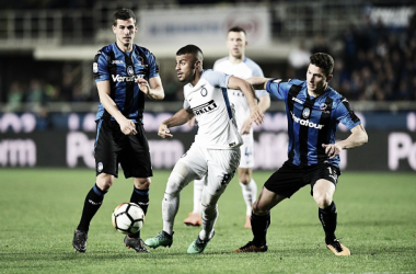 Em jogo fraco, Inter empata com Atalanta fora de casa e perde chance de entrar no G-4