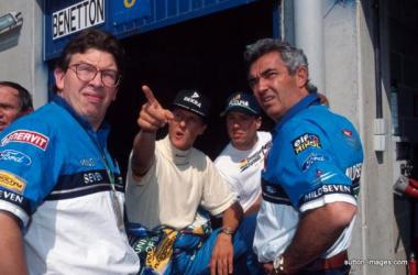 Ross Brawn foi vice-campeão de construtores com a equipe Mercedes neste ano (Foto: Reprodução/sutton-images.com)