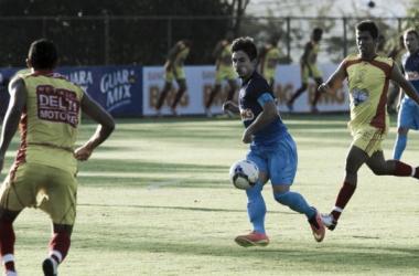 Willian foi um dos destaques do jogo-treino (Foto: Divulgação/Cruzeiro)