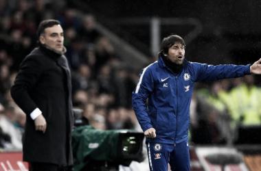 """Antonio Conte: """"Esperábamos un partido duro"""""""