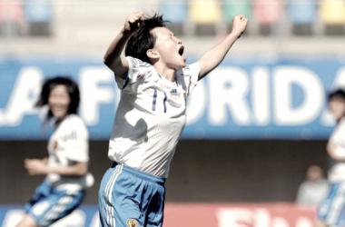 Michi Goto dará el toque asiático al femenino. Foto: FIFA
