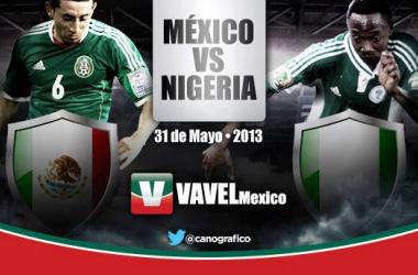 México- Nigeria a través de Vavel.com