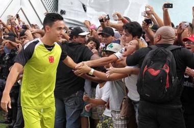 Vasco estreia na Copa do Brasil nos braços da torcida