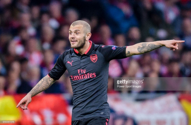 5 possible destinations for Jack WIlshere