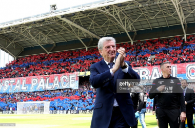 Crystal Palace 2-0 West Bromwich Albion: Zaha inspired Palace lead Roy's men to victory