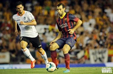 FC Barcelona 2013/2014: Javier Mascherano