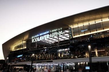 El Rod Laver Arena abrirá sus puertas el próximo 8 de febrero. Foto: Ausopen.com