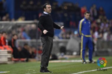 """Sergio González: """"No hemos competido"""""""