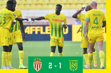 Bene il Monaco e il Rennes in testa alla Ligue1