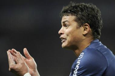 Thiago Silva, el central pretendido por Tito Vilanova (Foto: EFE).
