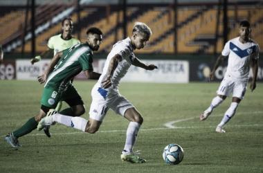 Asistencia deluxe de Luca Orellano para el gol de De la Fuente. Foto: Velez.com