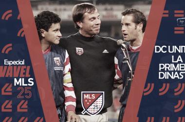 Especial VAVEL MLS 25 Edicion. DC United, la primera dinastía