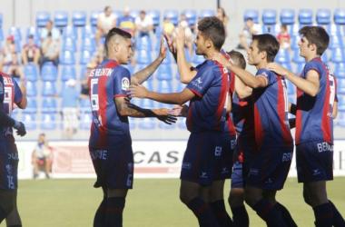 El Tudelano se vestirá de largo ante la SD Huesca