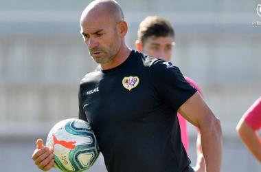 """Paco Jémez: """"Tenemos muchas bajas y nos está empezando a preocupar"""""""