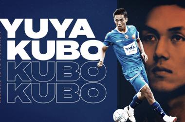 FC Cincinnati firma a Yuya Kubo