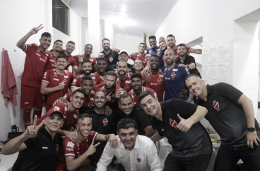 Em noite dos goleiros, Vila Nova se classifica nos pênaltis contra URT