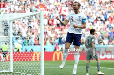 """Grupo G: Bélgica e Inglaterra goleiam e apuram-se para os """"oitavos"""""""