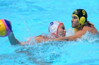 Resumen y mejores momentos del Australia 15-7 Kazajistán en Waterpolo Tokio 2020