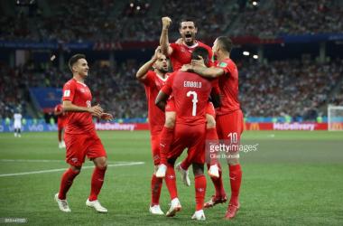 Switzerland 2-2 Costa Rica: Late drama awards Costa Rica a first point as Swiss progress
