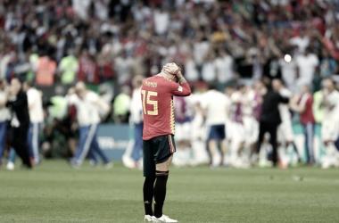 """Sergio Ramos: """"Es uno de los momentos más duros"""""""