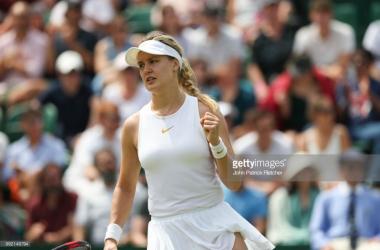 2018 Wimbledon: Robert Landsdorp feels he can help Eugenie Bouchard improve