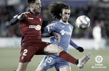 CD Osasuna-Getafe CF: un duelo con aspiraciones europeas
