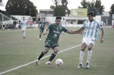 Sarmiento vs At. Tucumán por la Copa de la Liga Profesional 2021