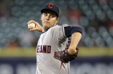 Cleveland Indians Come Two Outs Away From Combined No-Hitter