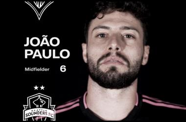 Seattle Sounders FC firma a Joao Paulo