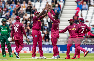 2019 Cricket World Cup: West Indies dispatch toothless Pakistan
