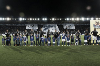Millonarios, Liga Águila 2015-I: Mejor repunte luego de altibajos. Foto: Millonarios.