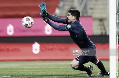 Fecha 2- Chile 1- Bolivia 0