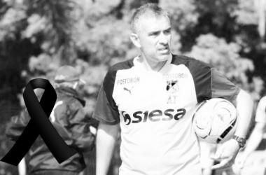 Vespa en su cargo como AC de Pelusso en Deportivo Cali. (Foto: Líbero)