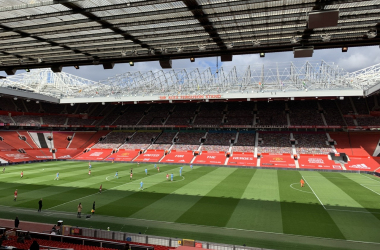 Lauren James shines as Manchester United Women record victory on Old Trafford debut