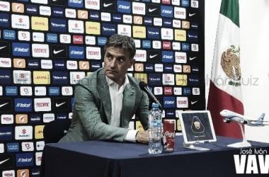 """Miguel González: """"El trabajo ha sido de los jugadores"""""""