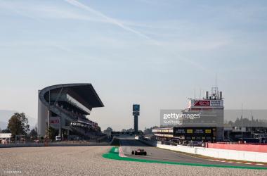 Bottas storms to Spanish GP pole