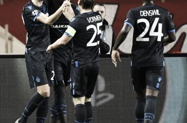 Club Brugge afunda Monaco com goleada e assegura primeira vitória na Champions League