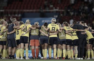 Suécia vira jogo, elimina Alemanha e pega Holanda na semifinal da Copa do Mundo