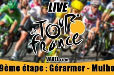 Live Tour de France 2014: la 9ème étape (Gérardmer-Mulhouse) en direct