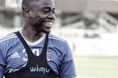 William De Camargo manifiesta su intención de continuar en el FC Cartagena