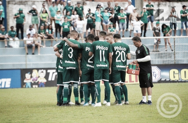 Diante do Sol de América, no Paraguai, Goiás inicia caminhada na Copa Sul-Americana 2020